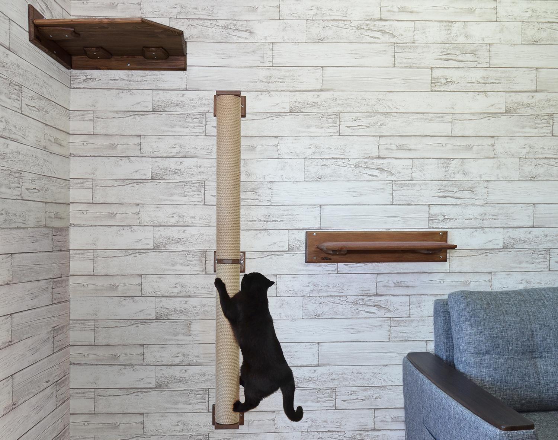 Высокий столбик для кошки